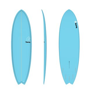 Surfboard TORQ Epoxy TET 6.3 MOD Fish  Blue