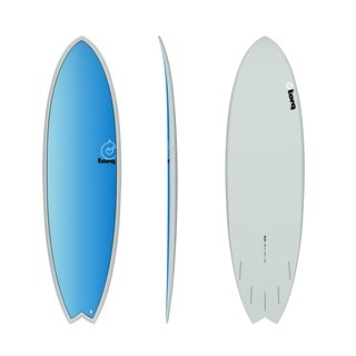 Surfboard TORQ Epoxy TET 6.3 MOD Fish Full Fade